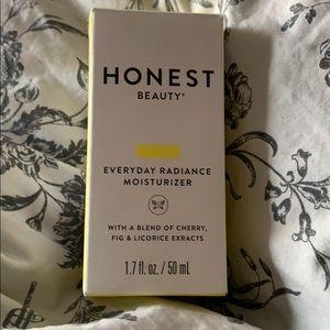 Honest Beauty moisturizer